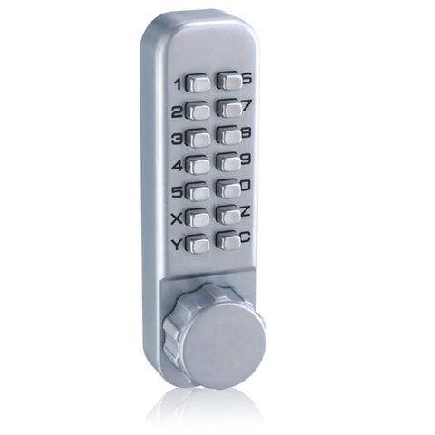 Mechanical password cabinet lock-2120S