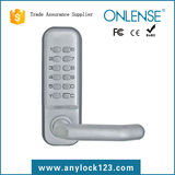 Mechanical combination glass door lock -2190