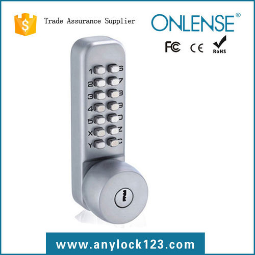 Mechanical combination code lock -2160