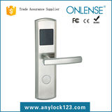 Stainless steel hotel lock -9510