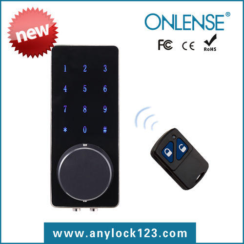 remote code lock,sensitive code lock,remote electric lock-S110BRM