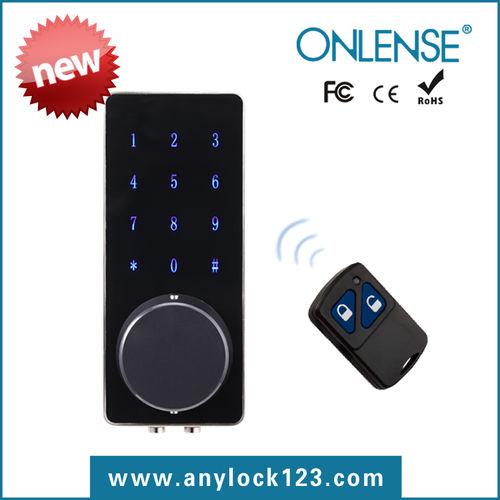 remote code lock,sensitive code lock,remote electric lock-S110BRM