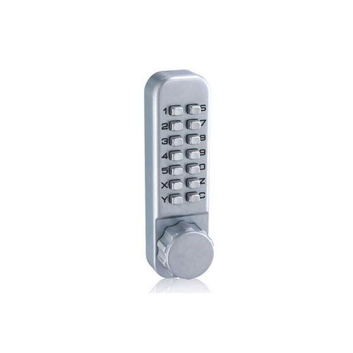 mechanical push button door lock-2120