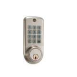 Silicon Keypad Digital Passcode Door Lock S110M -S110