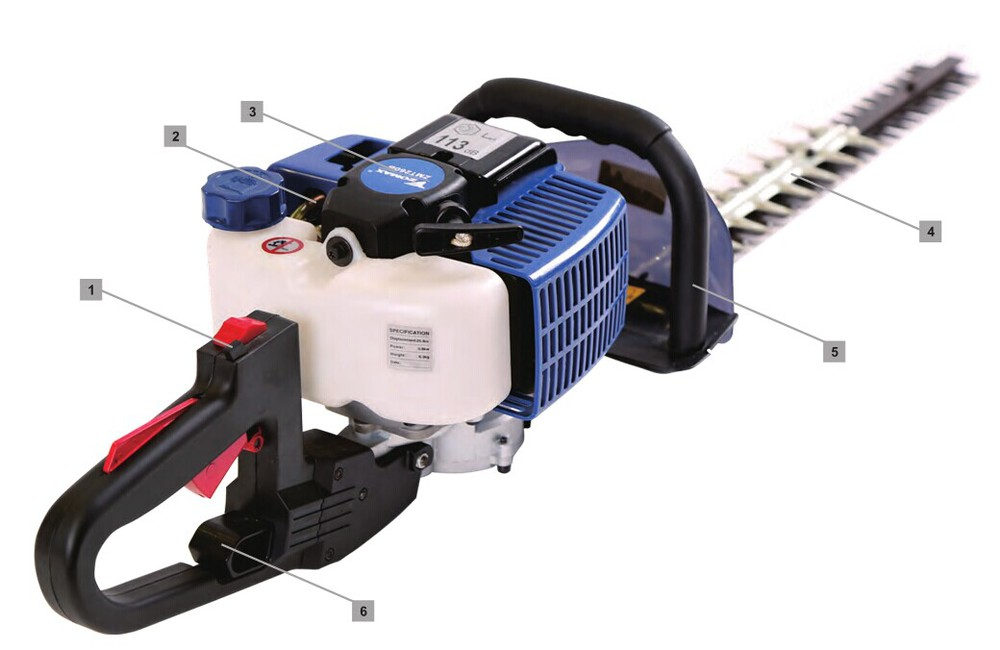 Gasoline Hedge Trimmers-HT002