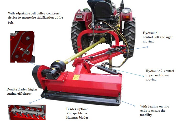 Tractor PTO mounted-LM002