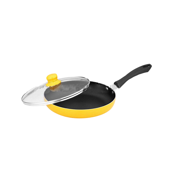 Houseware Cutlery with Lid Fry Pan-CJ-004