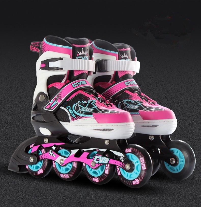 Adjustable Speed Roller Skates-HB-014