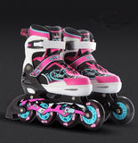 Adjustable Speed Roller Skates-HB-014