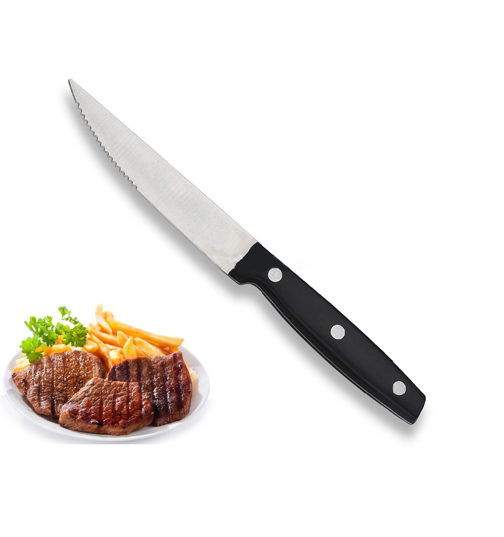 Household Kitchen Serrated Steak Knife -DJ-001