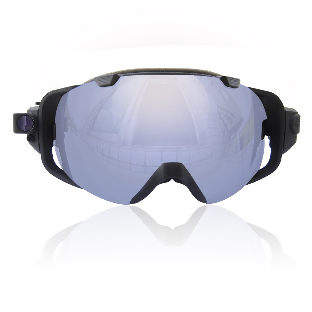 Goggles with Camera Video Recorder for Skiing-