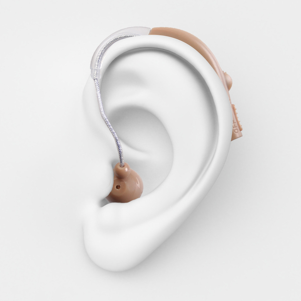 Digital Hearing Enhancer-