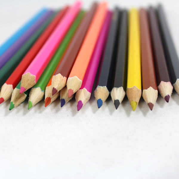 Colored Pencil-