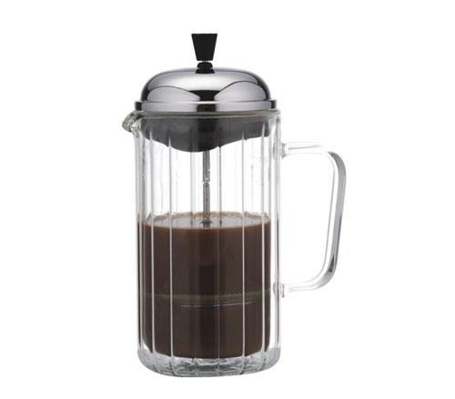 Glass blunt tea ware-P404