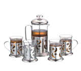 Tea maker set -GL131-4
