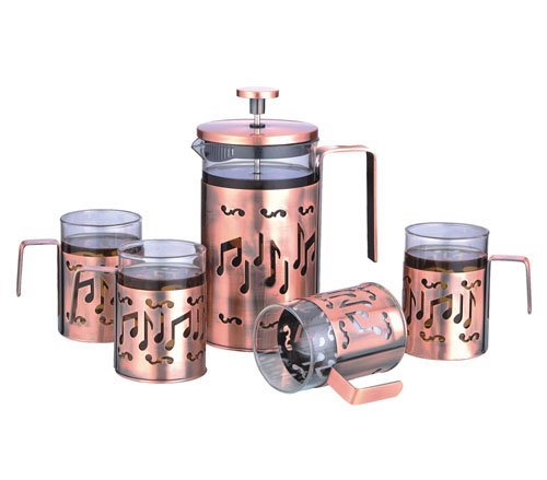 Tea maker set-GS302-4