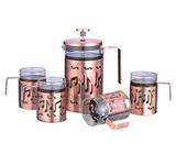 Tea maker set -GS302-4