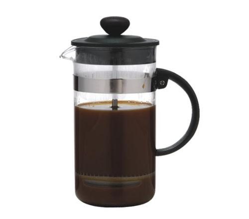 Glass blunt tea ware-P403