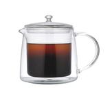 Glass blunt tea ware -P406