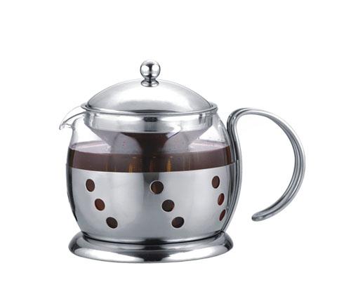 Round tea pot-RP233
