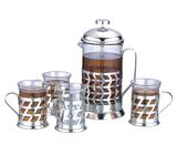 Tea maker set -GL159-4
