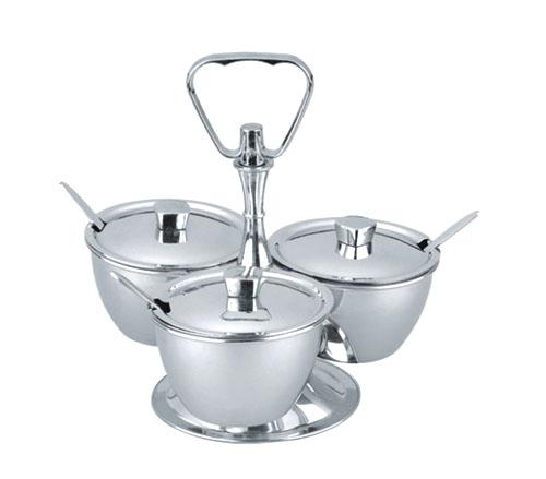 Sugar pot&milk pot-S203