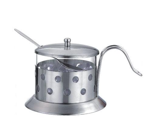 Sugar pot&milk pot-S33
