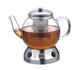 Glass blunt tea ware-P407