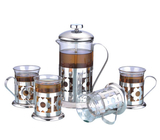 Tea maker set -GL115-4