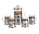 Tea maker set -GL142-4