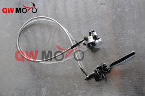 Hydraulic brakes -