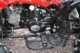 150CC 3+1 auto clutch SHINERAY -