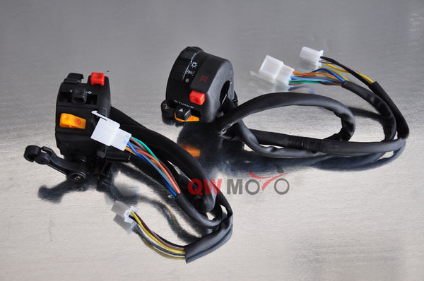 ELECTRIC ATV FUCTIONAL SWITCH-
