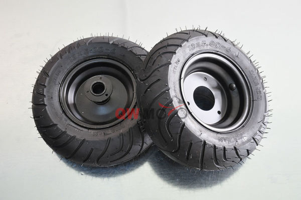 6 inches wheels for go kart-