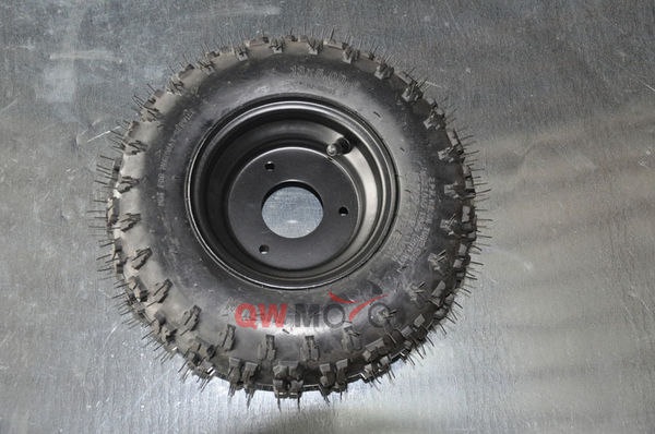 6 inches wheels for ATV-