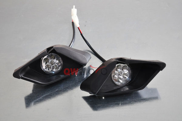 Head light for Electric mini hunter -
