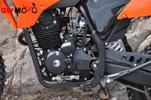 250CC manual clutch-