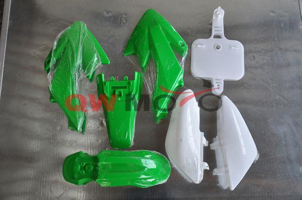 Plastic CRF Style Dirt Bike -