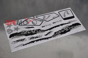 Graphics 49cc Mini Moto -