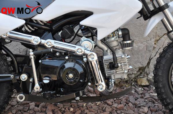 50/70/90/110cc Auto-clutch Electric & Kick Start-
