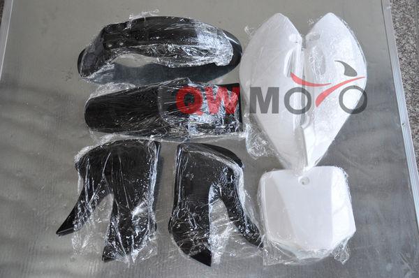 Plastic KLX Style Dirt Bike -
