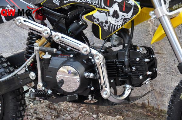 125cc manual clutch-