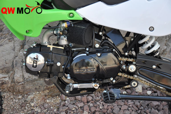 125CC manual clutch LIFAN-