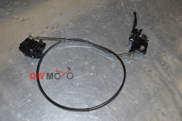 Hydraulic Brakes 110CC ATV-