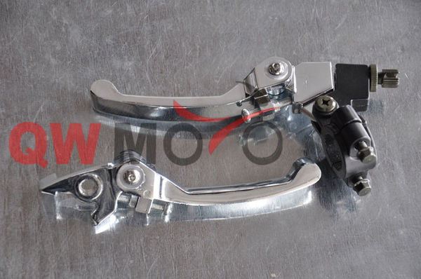 Dirt Bike Clutch Lever -