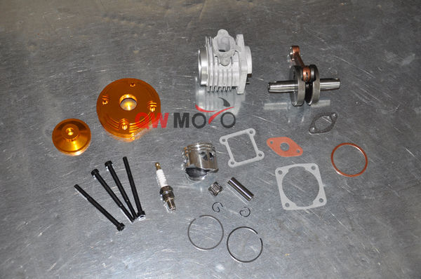 Engine parts 2 stroke ATV-