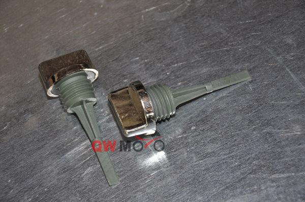 Oil lever gauge-