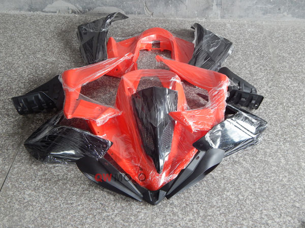 ATV plastic-