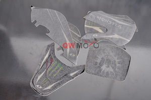KLX Style Dirt Bike Graphics -