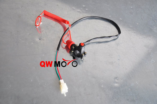 MINi ATV/ Dirt Bike Emergency Kill Switch -